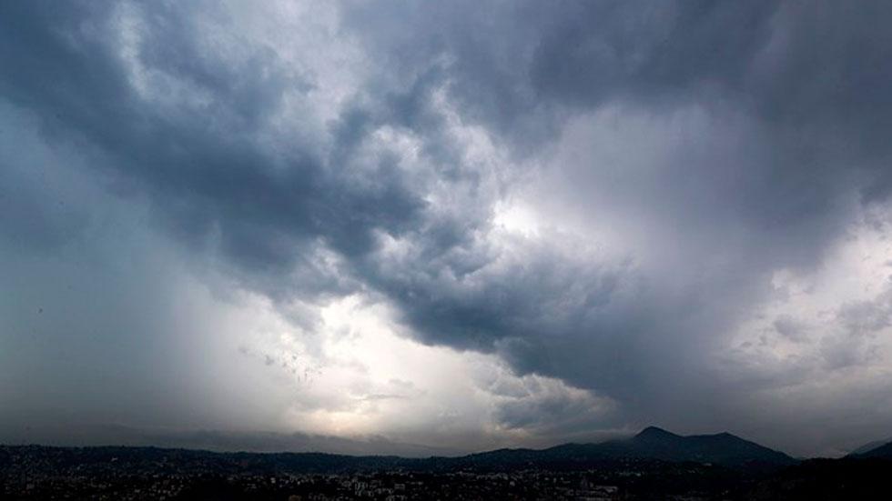 Precipitaciones en el norte y descenso térmico en casi todo el país