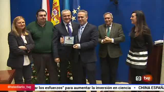 Emprende - Premio Asturfranquicia a 'Emprende'