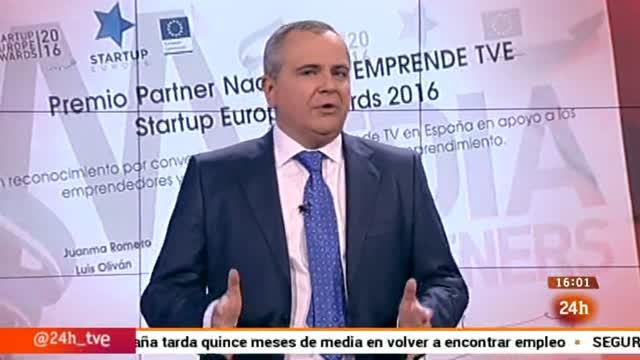 Premio Europeo a Emprende