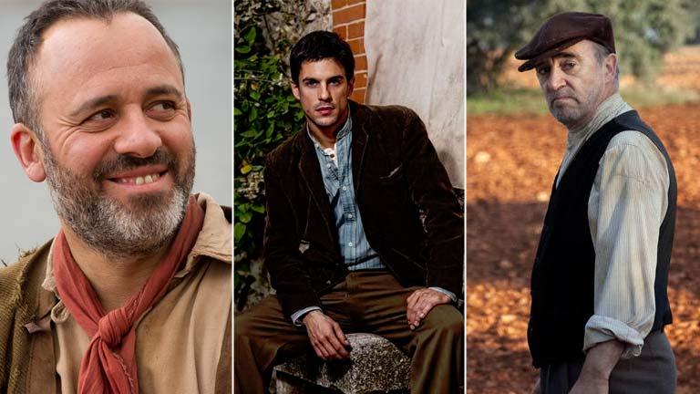 Javier Gutiérrez, Alejo Sauras y Álex Angulo ganan el premio Unión de Actores