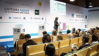 UNED - Premios de la Cátedra Aquae de Economía del Agua - 12/01/18