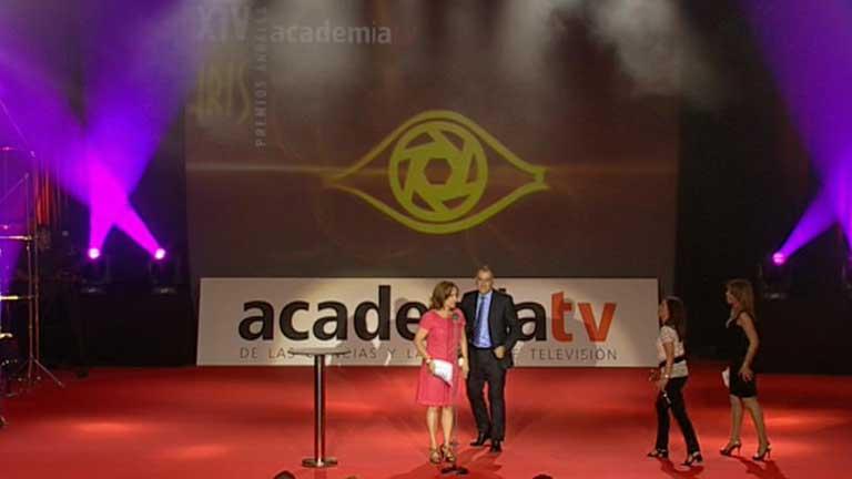 Los premios IRIS de la Academia de Televisión