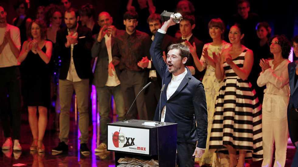 Premios Max 2017
