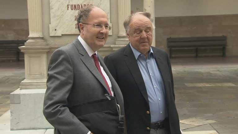 José Antonio Bustos, presidente de la Federación de Bancos de Alimentos recogerá el premio Príncipe de Asturias a la Concordia