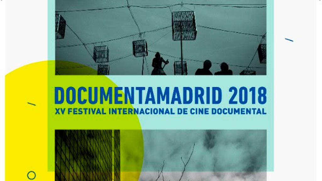Presentación de DocumentaMadrid 2018