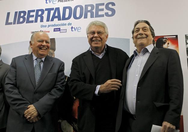Presentación de 'Libertadores'