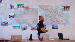Diario de un nómada - Presentación Operación Ararat - Resumen