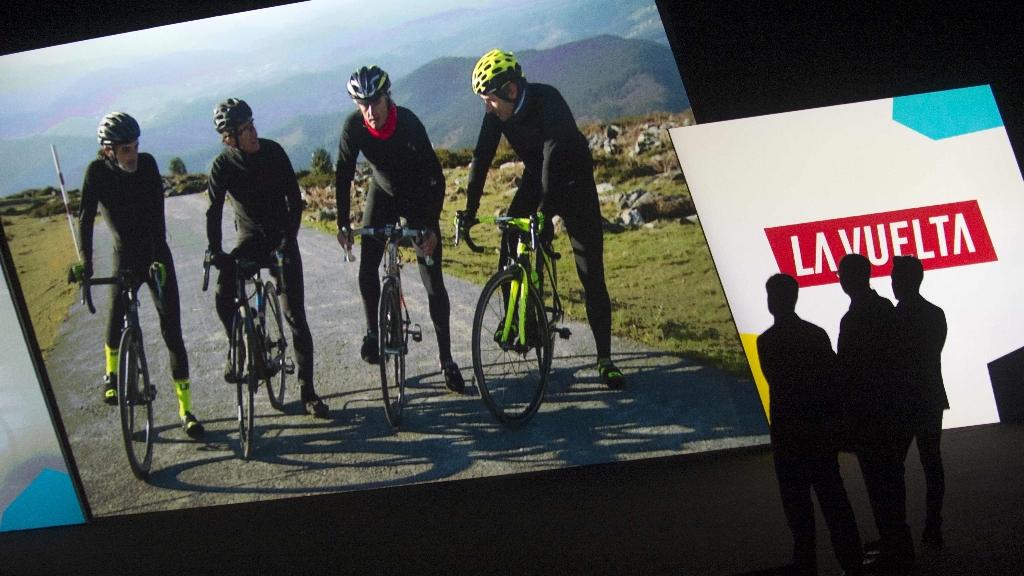 Presentación 'Vuelta Ciclista a España 2018'