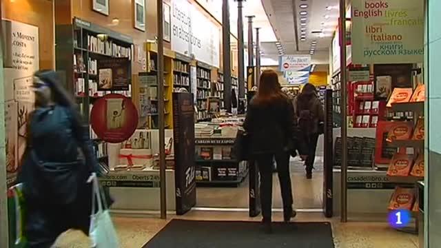 Presentado el informe sobre librerías y venta de libros