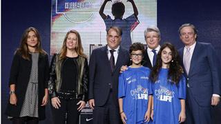 Presentado la nueva edición de 'Champions for life'