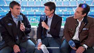 Futbol - Previo Final Copa del Rey 2013
