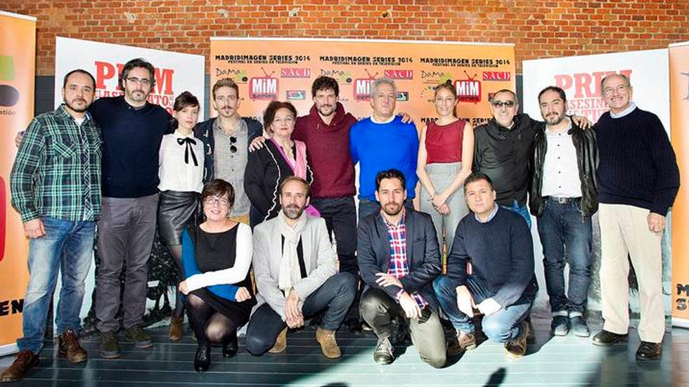 TVE presenta en el festival MIM Series 'Prim, el asesinato de la calle del Turco'