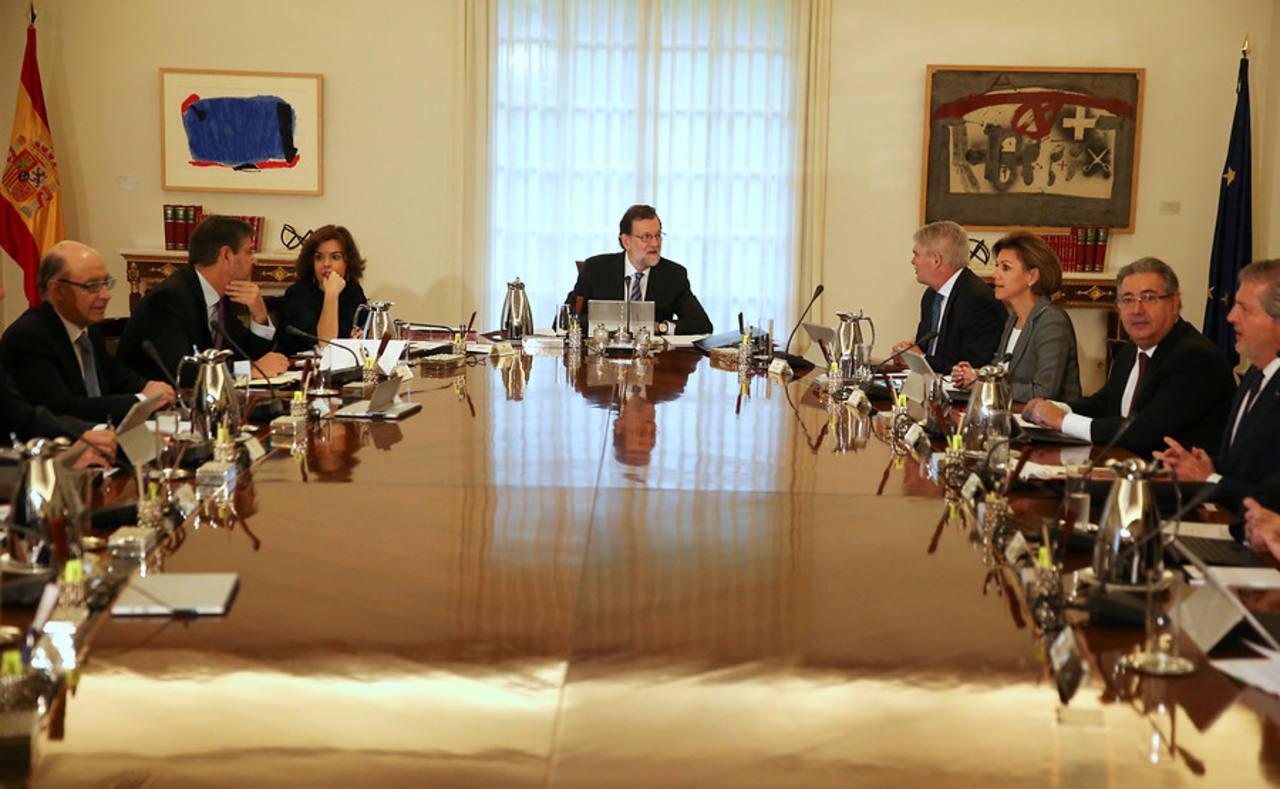 Primer Consejo de Ministros /Reuters