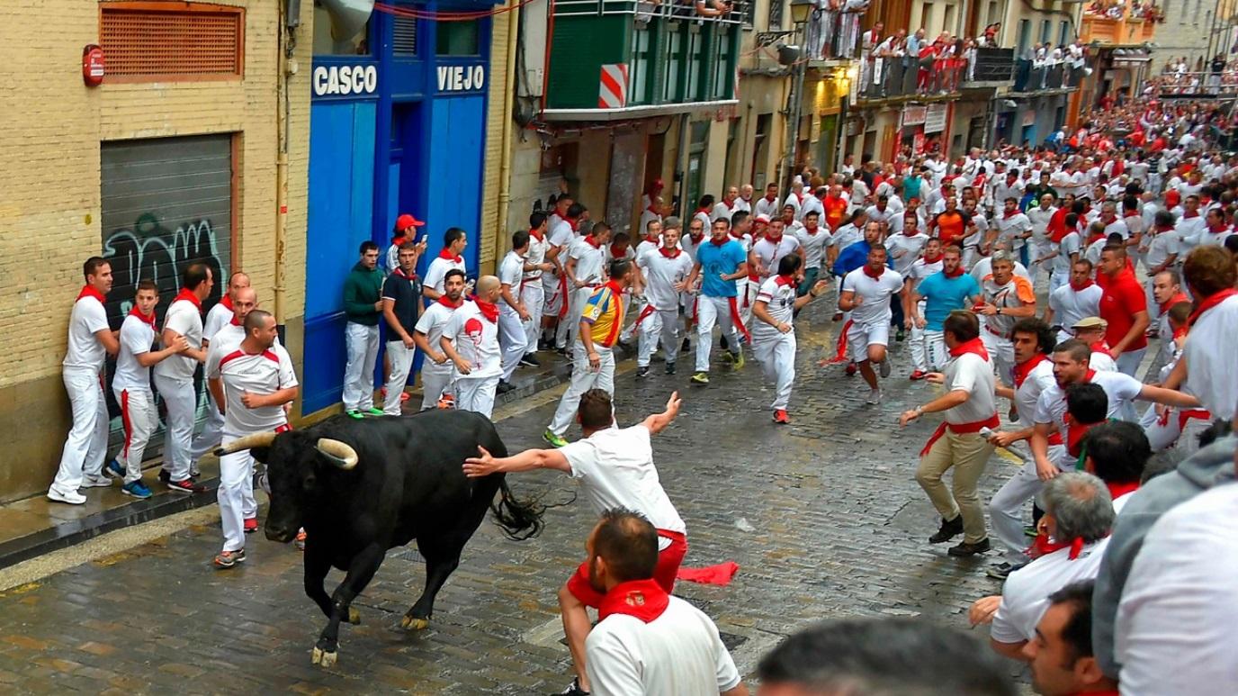 Vive San Fermín - Primer encierro