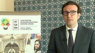 Medina en TVE - Primer encuentro universitario hispano-árabe (I)