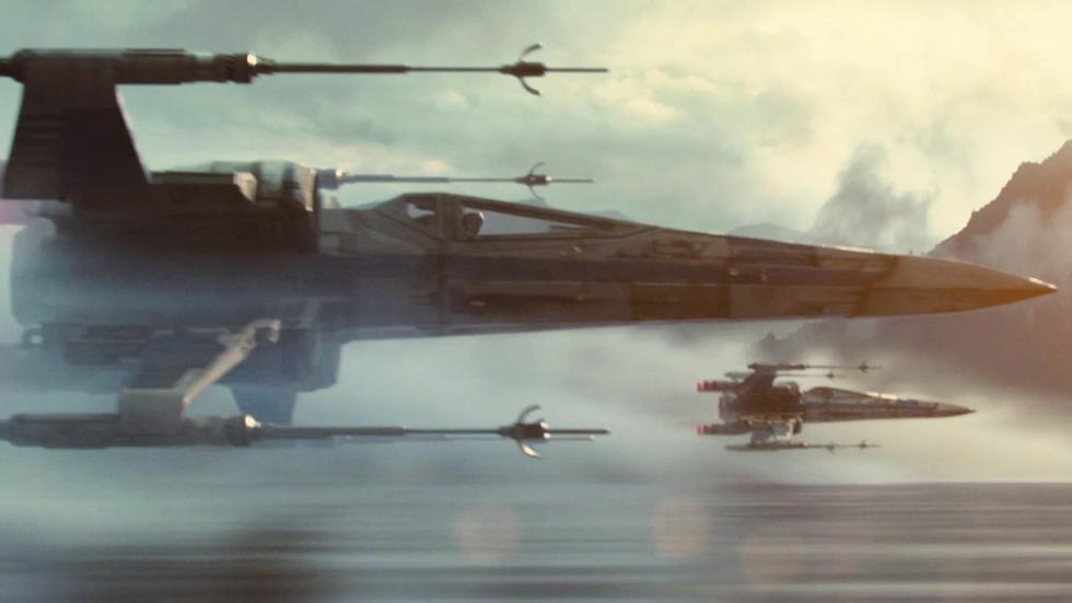 Primer teaser de la nueva película de 'La guerra de las galaxias':  'The Force Awakens'