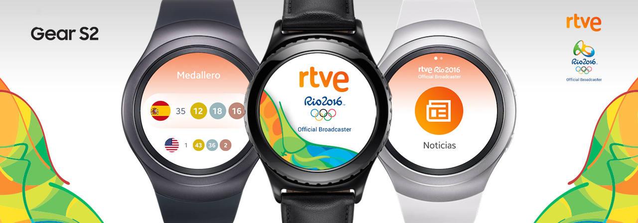 La primera aplicación de RTVE para smartwatch