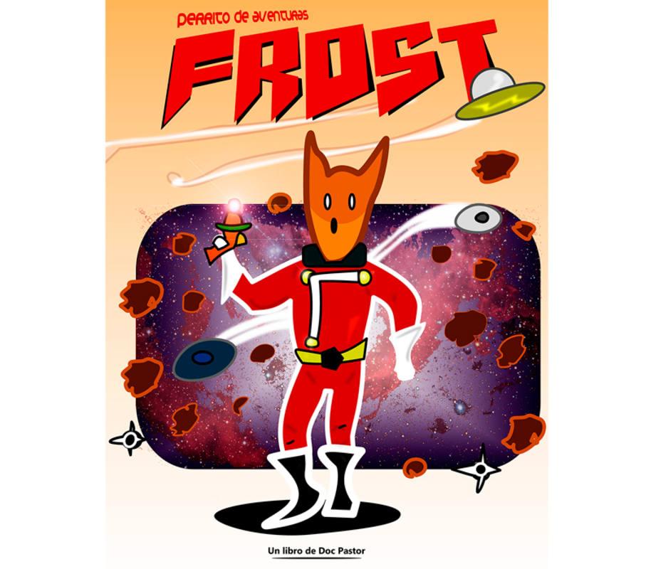 Primera imagen de 'Frost, perrito de aventuras'