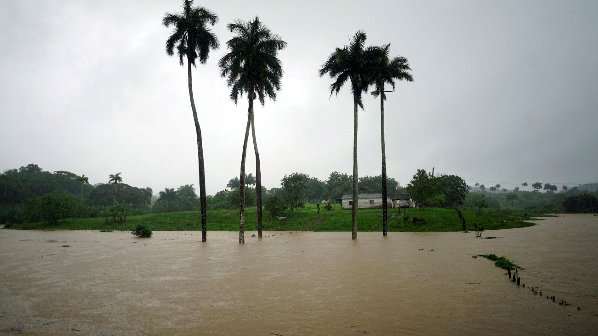 La primera tormenta de la temporada en el oeste del Atlántico obliga a evacuar a 5.000 personas en Cuba