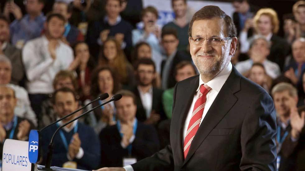 Primera visita de Mariano Rajoy a Cataluña después del 9-N