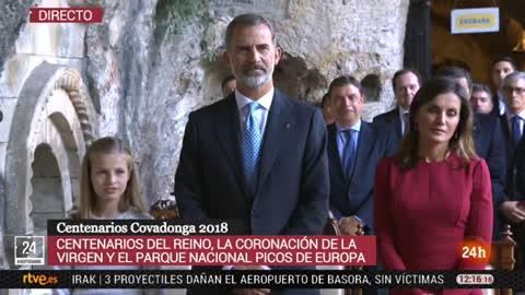 La princesa Leonor abre en Asturias su actividad institucional fuera de Madrid