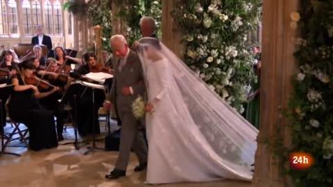 El príncipe Enrique y Meghan Markle se casan en el castillo de Windsor