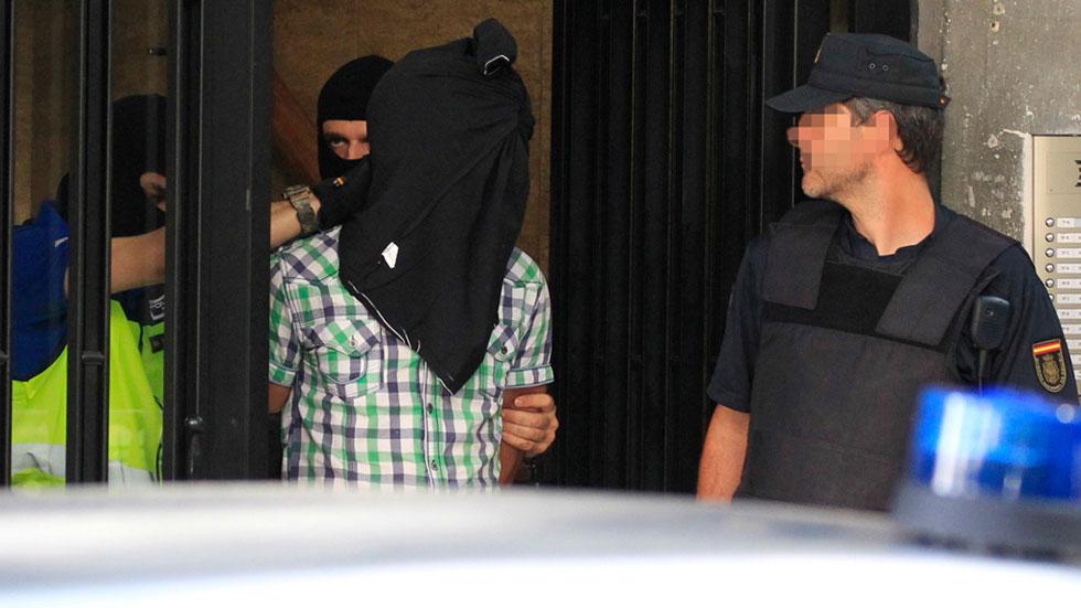Prisión para el yihadista detenido en Madrid ante los indicios de que planeaba un atentado