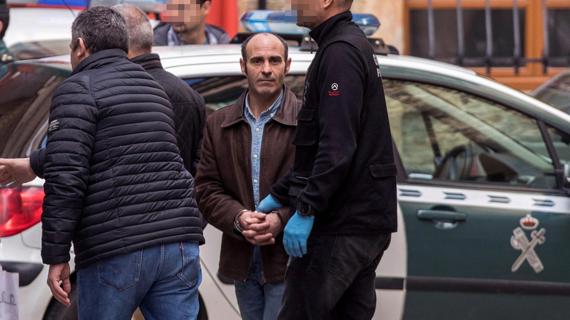 Prisión provisional sin fianza para el detenido por el asesinato de Paz Fernández en Asturias