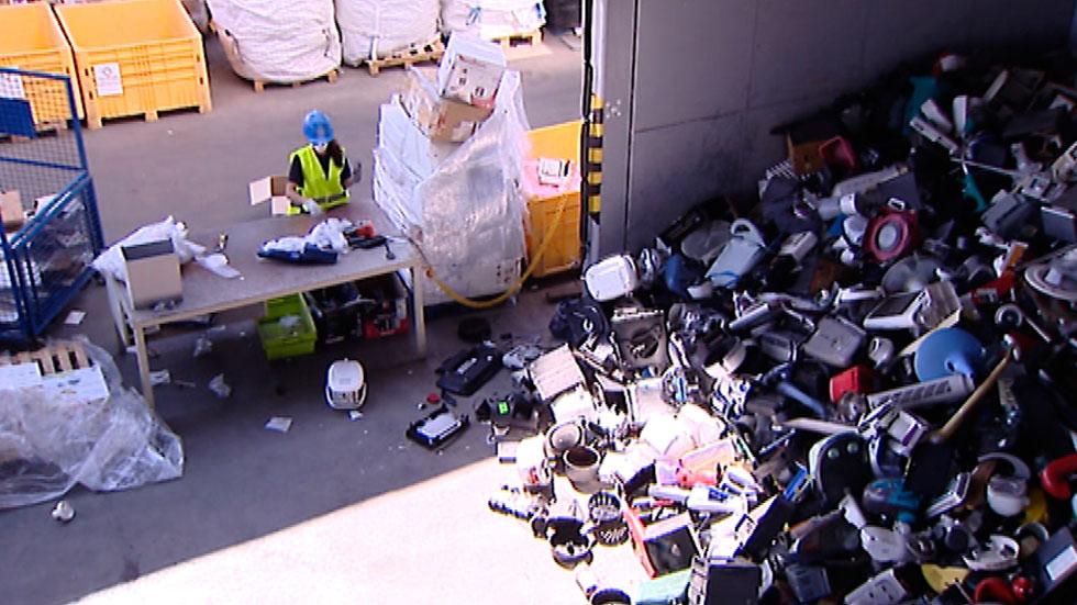 El problema de los residuos es uno de los grandes retos de la sociedad actual