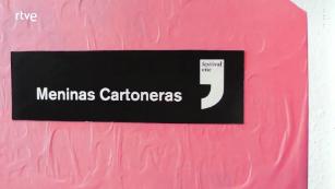 Procesadora #18 - Meninas Cartoneras, libros artesanales - 28/09/15