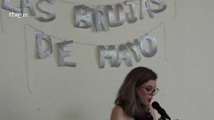 Procesadora #58 - Las brujas de mayo. Colectivo de poesía feminista - 11/07/2016