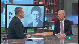 La aventura del saber. TVE. Luis Alberto de Cuenca, charla sobre Kafka.