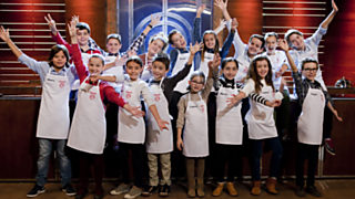 MasterChef Junior 3 - Programa 1 (1ª parte) - 01/12/15