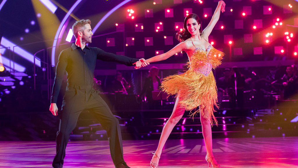 Bailando con las estrellas - Programa 1