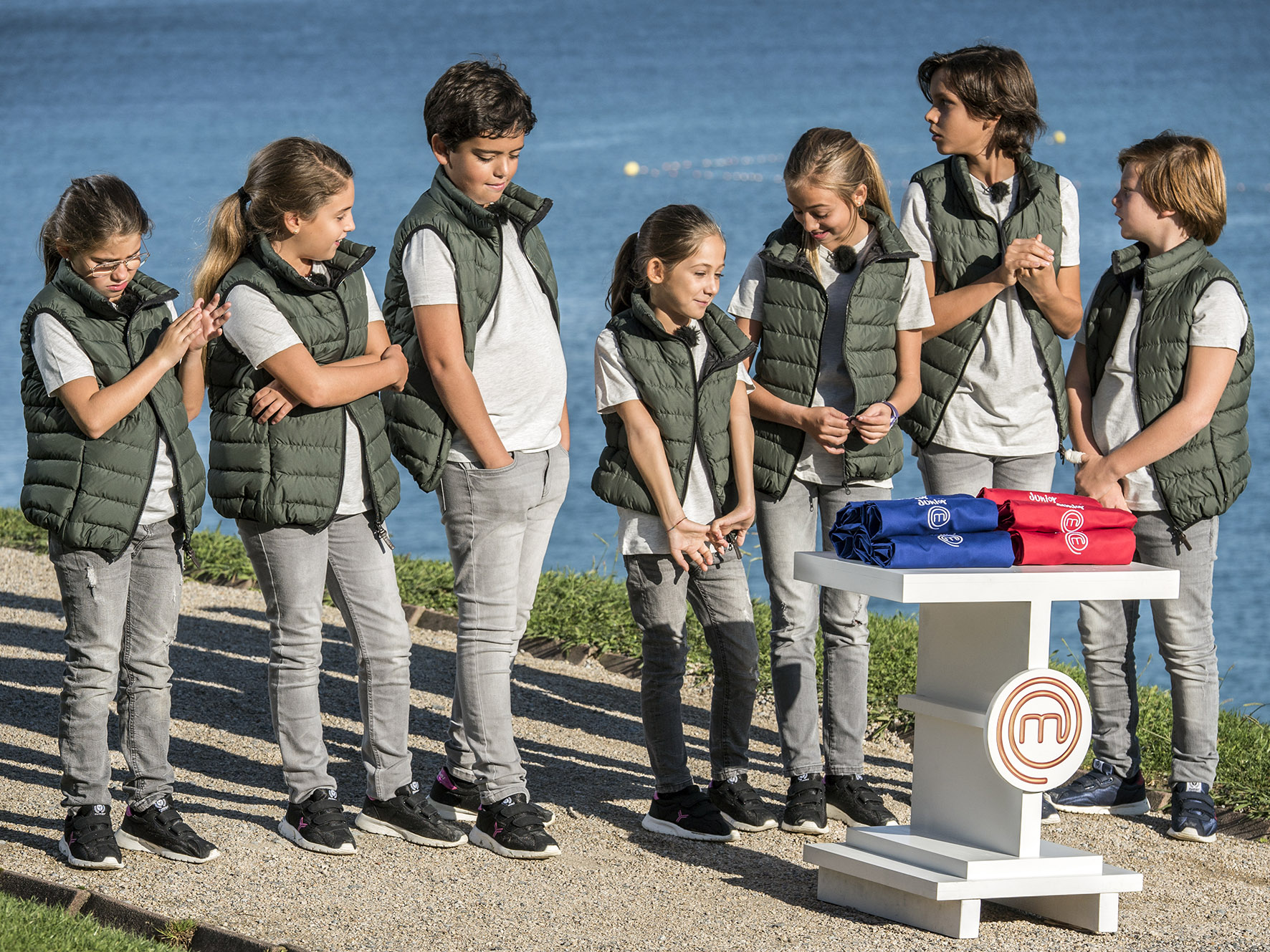 MasterChef Junior 5 - Programa 4 - 03/01/18