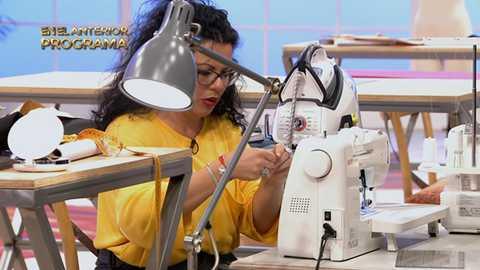 Maestros de la costura - Programa 9