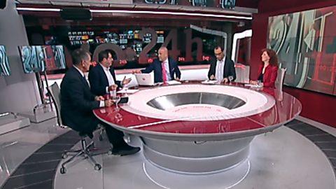 """Especial Informativo - Programa especial: """"Procés"""" catalán (2) - 01/10/17"""
