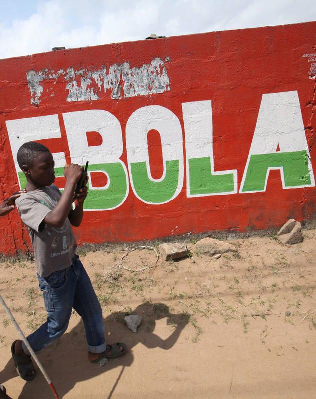 El programa U-Report ha sido muy útil para luchar contra el ébola en Sierra Leona y Liberia.