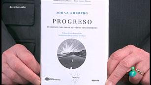 La Aventura del Saber. TVE. Libros recomendados.  'Progreso'