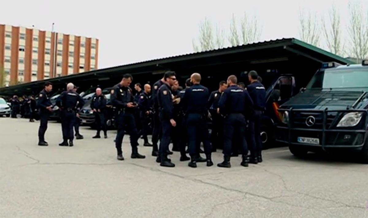 Prohibición de camiones, entradas personalizadas  y 3.200 efectivos de seguridad para la final de Copa