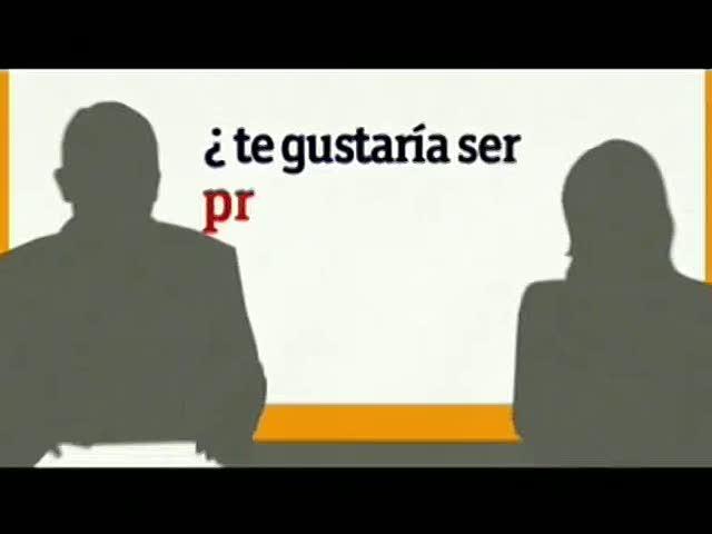 Promo Instituto RTVE 2012