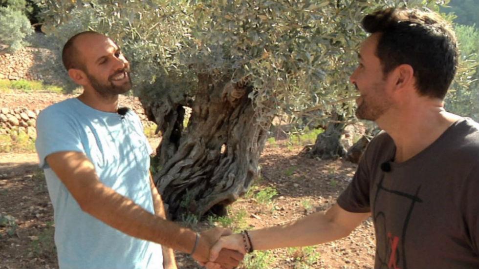 Aquí la tierra - El protector del olivo