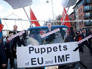 Ver vídeo 'Protestas en Irlanda'