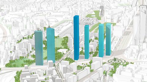 El proyecto urbanístico 'Madrid Nuevo Norte' se aprobará a finales de 2018