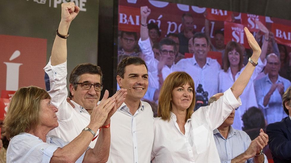 """El PSOE llama a los socialistas a votar """"en masa"""" para poder ser presidente del Gobierno esta vez"""