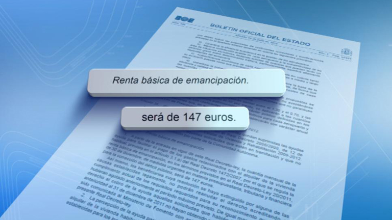 Se publica en el BOE el paquete de medidas que aprobó el Gobierno