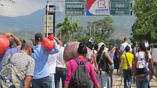 En Portada - El puente de Bolívar