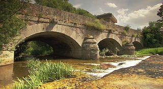 UNED - Puentes del río Guadarrama - 29/07/16
