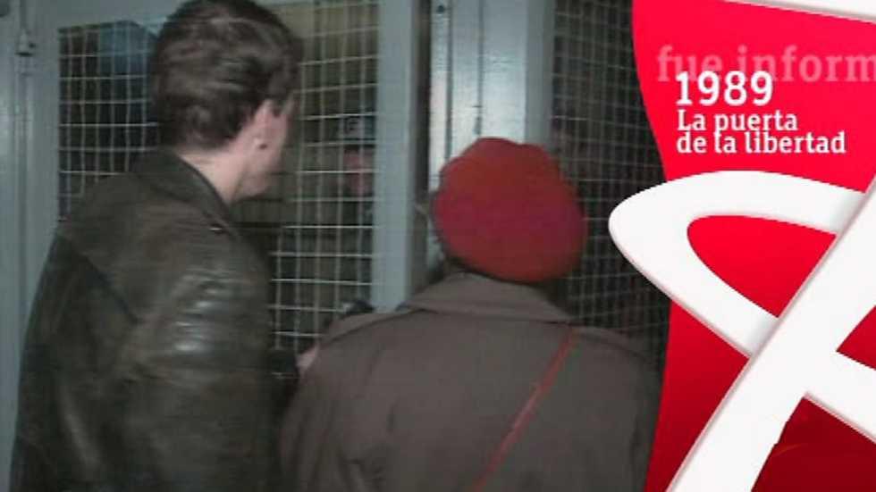 Fue Informe - La puerta de la libertad (1989)