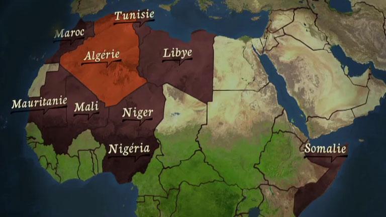 La Noche Temática - Al Qaeda en el Magreb - Comienzo